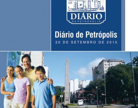 Projeto Comercial Jornal Diário de Petrópolis
