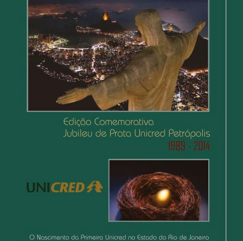 Unicred Projeto Editorial Jubileu de Prata